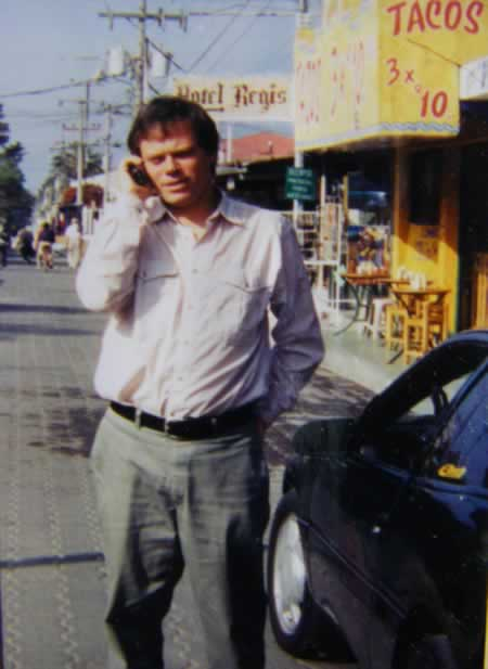 As Co-Director of the University of Guelph/ University of Saskatchewan Latin American Semester in Guatemala, 2003.