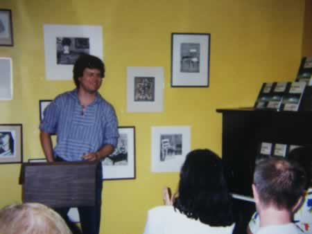 The Places Where Names Vanish launch, Collected Works, Ottawa, 1998